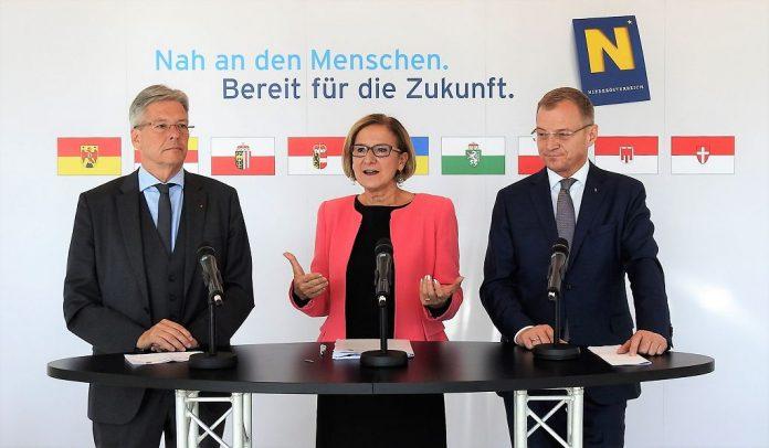 Landeshauptleute tagten in Wiener Neustadt