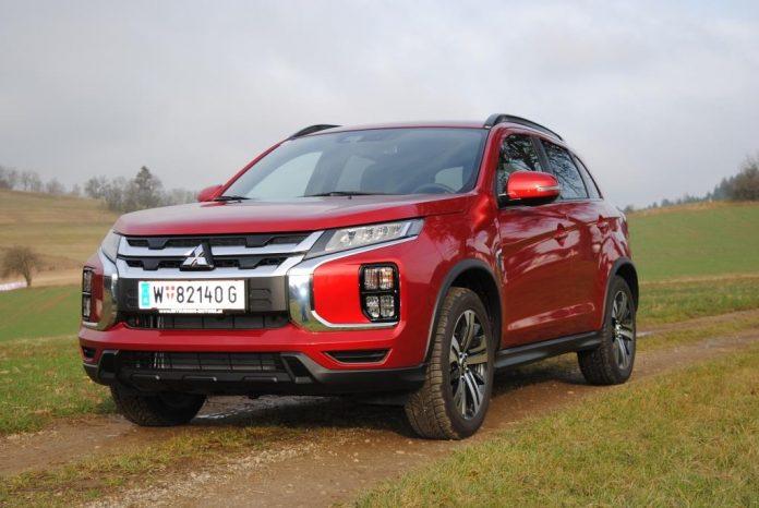 Der neue Mitsubishi ASX 2,0 MIVEC im Guten Tag Österreich Autotest