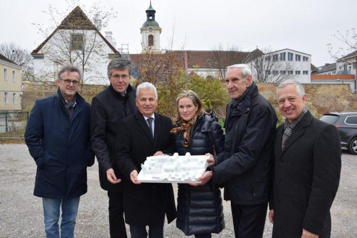 Die NBG errichtet in Maria Enzersdorf 33 neue Wohnungen