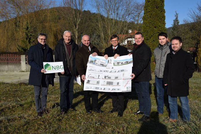 Die NBG baut 36 neue Wohnungen in der Gemeinde Pernitz