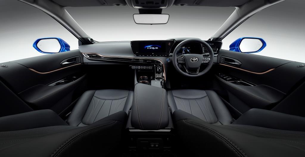 Die Brennstoffzellen Realität startet in die nächste Genration: Der neue Toyota MIRAI