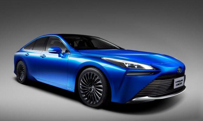 Toyota Mirai auf dem Weg in die Wasserstoff-Mobilität