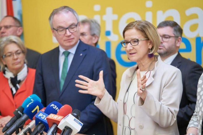 Landeshauptfrau präsentiert Arbeitsschwerpunkte für 2020