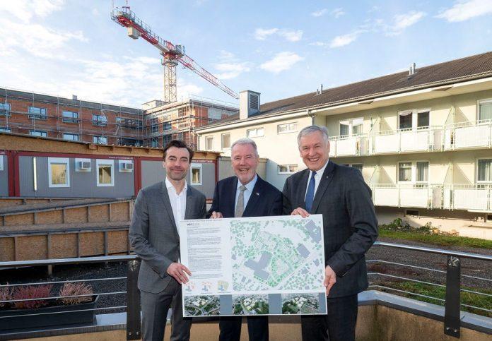 Wr. Neustadt: Wohnbau beim Traude Dierdorf Stadtheim startet 2021