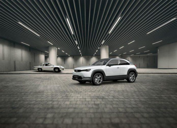 Mazda feiert hundertsten Geburtstag (Bildquelle: Mazda)