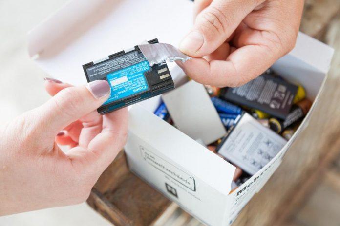 Akkus und Batterien in NÖ richtig entsorgen