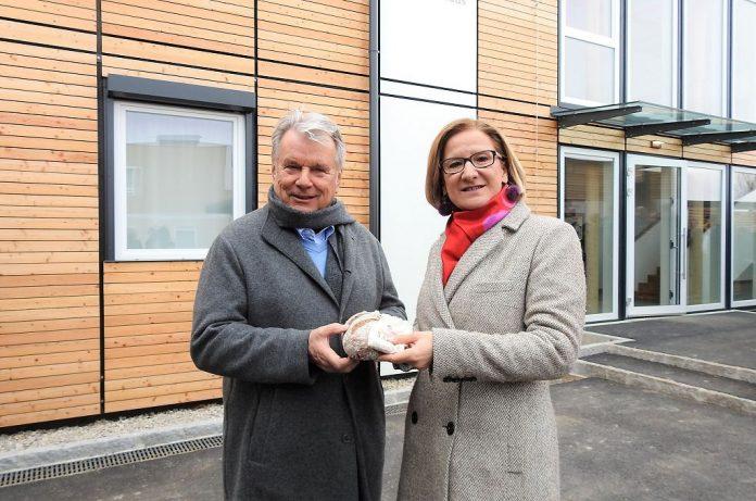 Erstes Landzinshaus in Österreich eröffnet