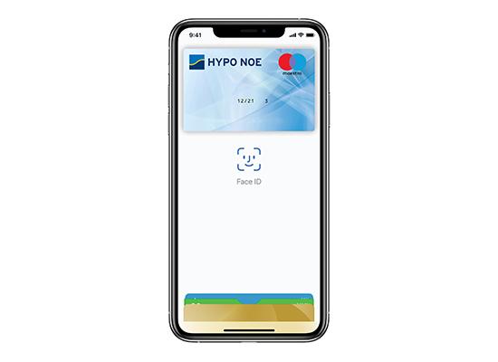 HYPO NOE startet mit Apple Pay