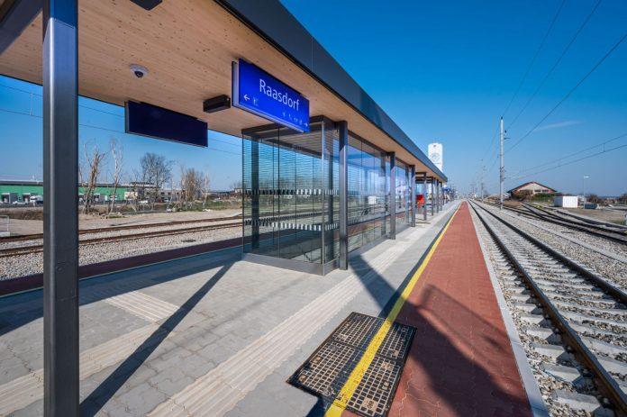 ÖBB eröffnen Bahnhof virtuell per Video