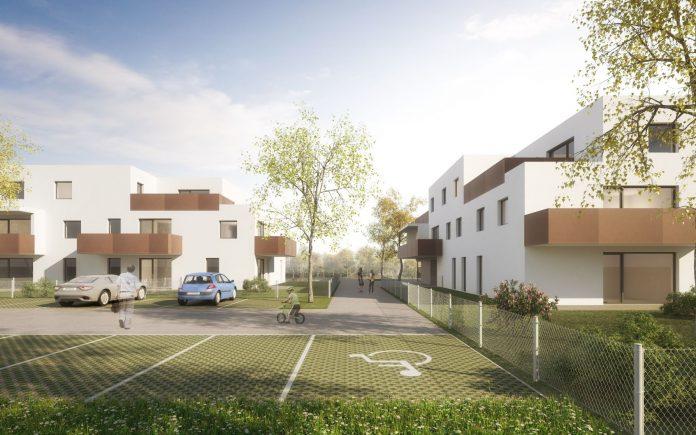 Obersiebenbrunn: NBG übergibt letzten Bauteil