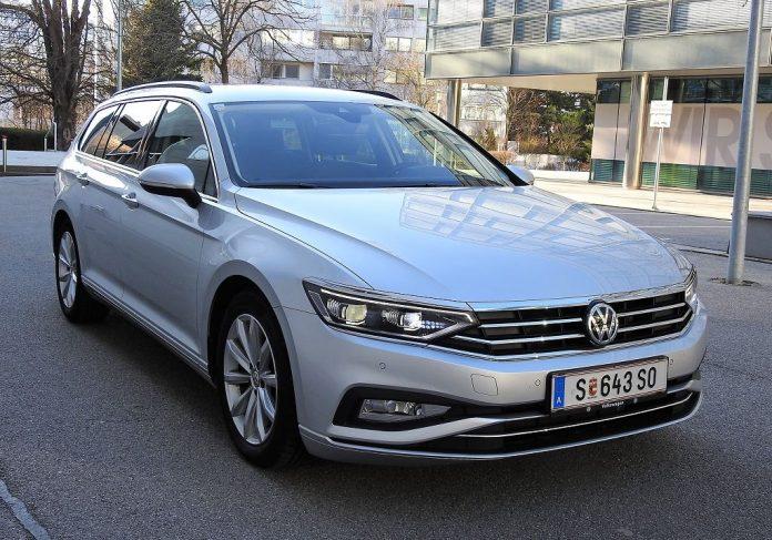 VW Passat Variant Business im Test