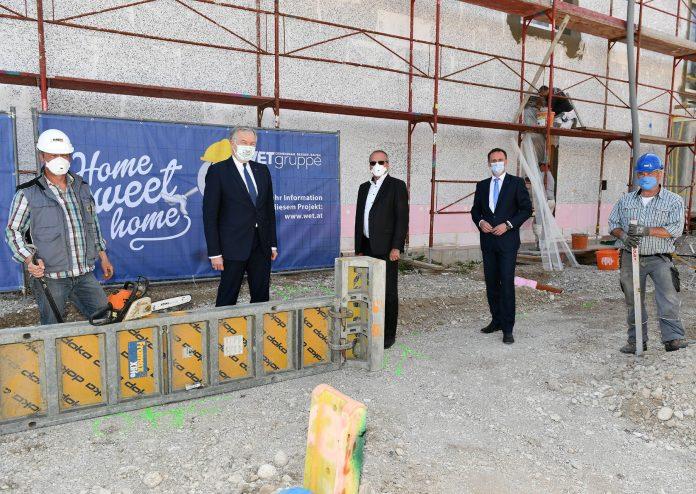 Gemeinnütziger Wohnbau in NÖ: 346 Baustellen in Vollbetrieb