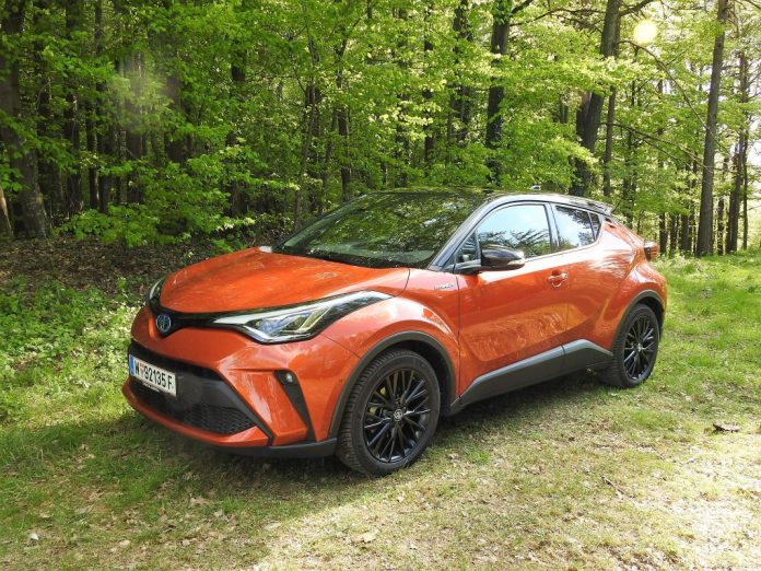 Toyota C-HR 2,0 Hybrid im Test