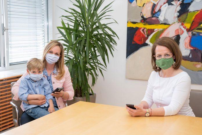 Kommunikations-App nun auch für NÖ Kindergärten