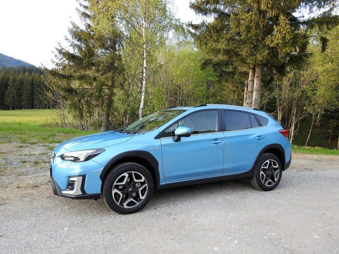 Elektrischer Allrad-SUV: Der Subaru XV e-Boxer