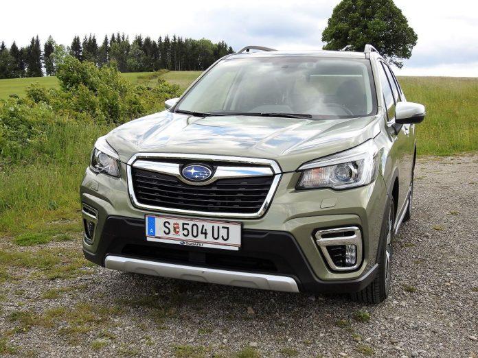Der neue Subaru Forester e-Boxer im Test