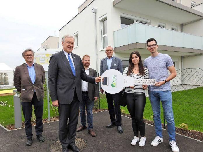 Herzogenburg: NBG übergibt weitere 22 geförderte Wohnungen