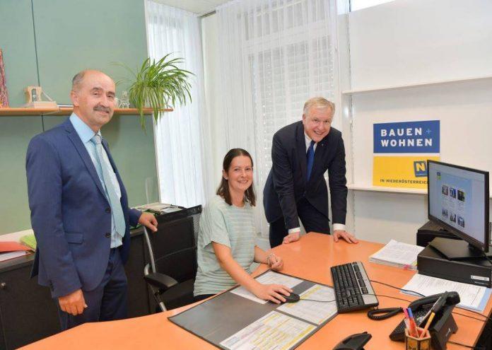 NÖ Wohnbau-Hotline: Über 309.000 Beratungen seit 2005