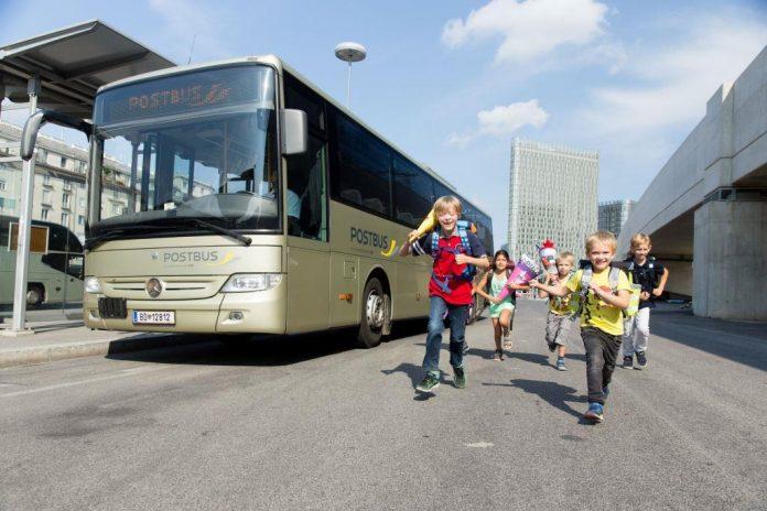 Postbus setzt auf Eigenverantwortung und appelliert an die Fahrgäste, in den Bussen den Mund-Nasenschutz zu tragen
