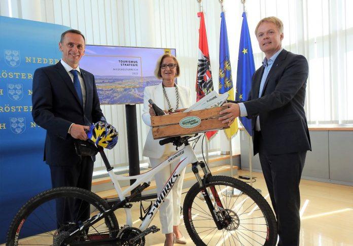 Tourismusstrategie Niederösterreich 2025 präsentiert