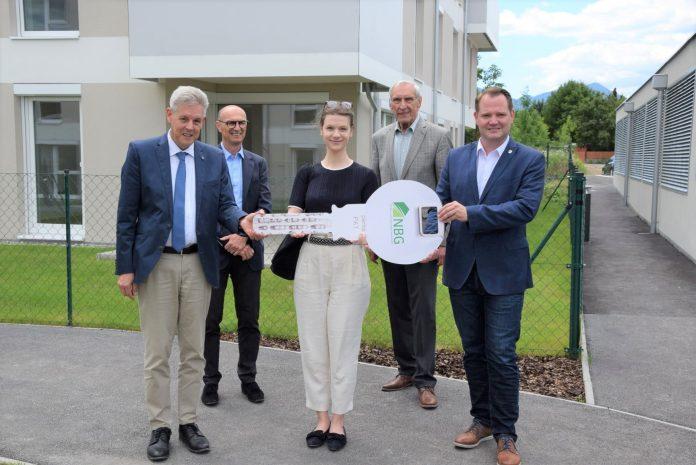 NBG übergibt 30 Wohnungen in Ternitz-Pottschach