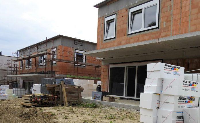 NÖ Bauunternehmen sitzen auf gut gefülltem Auftragspolster