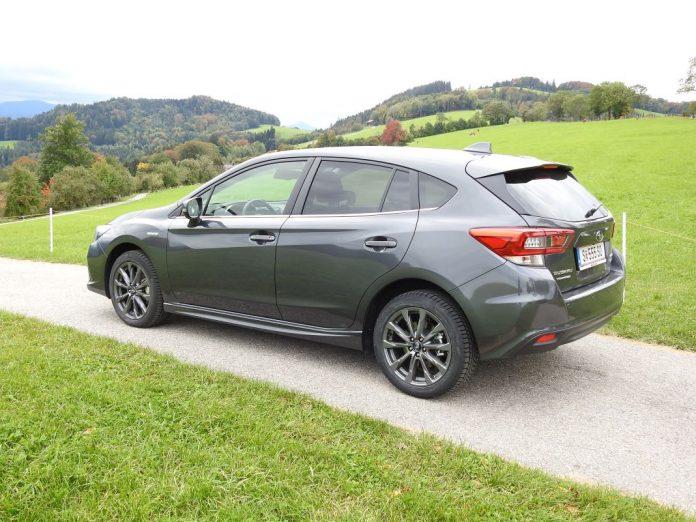 Subaru Impreza e-Boxer im Test