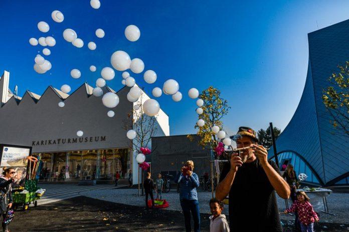 Kunst, Theater, Musik und Kino beim Kinderkunstfest auf der Kunstmeile Krems