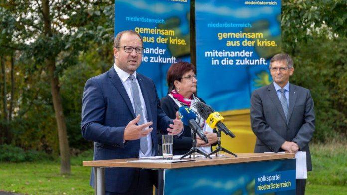 Volkspartei NÖ startet Herbstarbeit