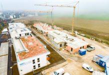 Die neue Wohnhausanlage der Gebau-Niobau in Natschbach - Loipersbach (Bildquelle: Herz und Auge Fotografie - Stefan Seyfert)