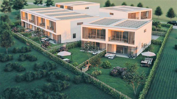 Erste gemeinsame Projekte wie in Bad Erlach werden bereits umgesetzt: (Bildquelle: MIA / Mitteregger Architekten ZT GmbH)