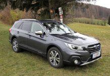 """Sondermodell Subaru Outback """"Selected Line"""" im Guten Tag Österreich Autotest (Bildquelle: Thomas Resch)"""