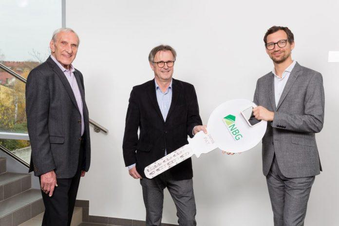 (v.l.n.r.): Dir. Walter Mayr, Dir. Manfred Fabsits und Dir. Manuel Resetarics (Bildquelle: Werner Jäger)