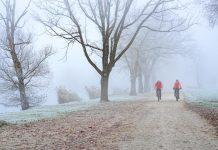 Winterradeln in der Region Bad Radkersburg ist ein Hit