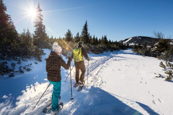 Schneeschuhwandern auf der Raxalpe