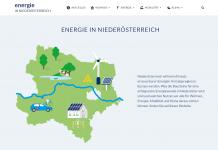 """""""Energie in Niederösterreich"""" hat neuen Webauftritt"""