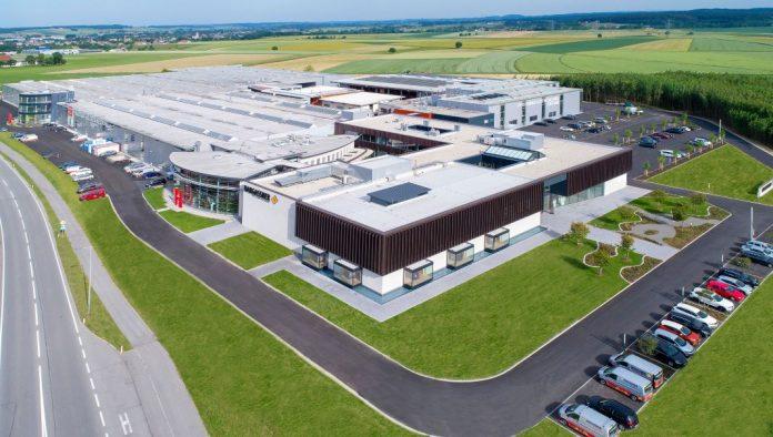 Der Firmensitz von Hargassner in Weng/OÖ. (Bildquelle: Manfred Fesl)