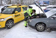Minusgrade in ganz Österreich angesagt – die ÖAMTC-Pannenhilfe ist gerüstet (Bildquelle: ÖAMTC)