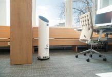 Maßgeschneidertes Konzept für Luftentkeimung im Büro
