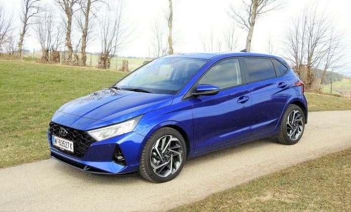 Der neue Hyundai i20 im Guten Tag Österreich Autotest (Bildquelle: Thomas Resch)