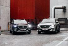 36 Stück des MG EHS Plug-in-Hybrid wurden bereits in Österreich verkauft (Bildquelle: MG Motor Austria)