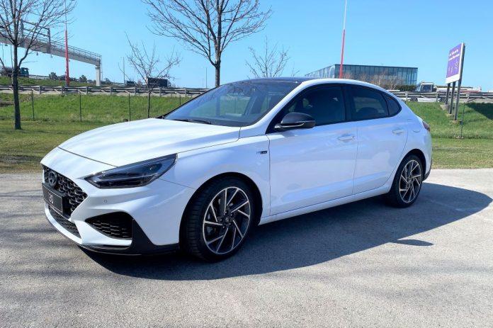 Der Hyundai i30 Fastback N-Line im Guten Tag Österreich Autotest