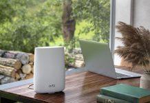 Die Fixed LTE-Lösung Orbi™ LBR20 von NETGEAR