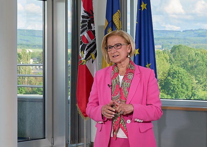 Landeshauptfrau Johanna Mikl-Leitner zu den heutigen Öffnungsschritten