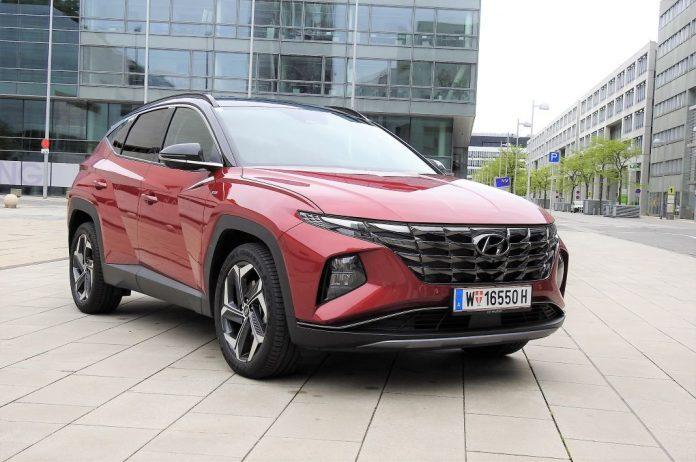 Der neue Hyundai Tucson im Guten Tag Österreich Autotest (Bildquelle: Thomas Resch)
