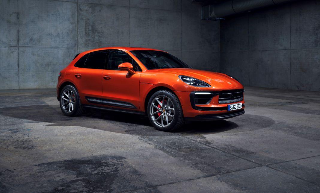 Der neue Porsche Macan<small> (Bildquelle: Porsche) </small>