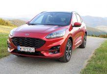 Der Ford Kuga 2.5 Plug-in-Hybrid im Guten Tag Österreich Autotest (Bildquelle: Thomas Resch)