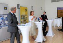 (v.l.n.r.): Landesrat Martin Eichtinger, Landesrätin Christiane Teschl-Hofmeister und Univ. Prof. Franz Kolland bei der Pressekonferenz in St. Pölten (Bildquelle: Thomas Resch)