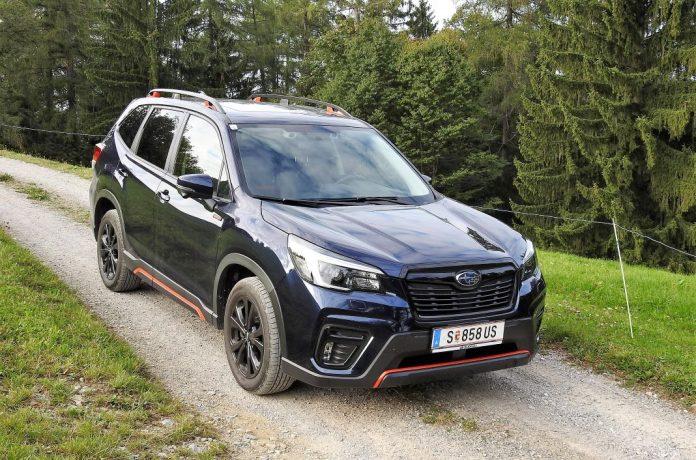 Der Subaru Forester e-BOXER in der Ausstattungsvariante Sport Edition im Guten Tag Österreich Autotest (Bildquelle: Thomas Resch)